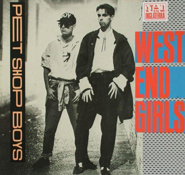 دانلود آهنگ Pet Shop Boys به نام West End Girls