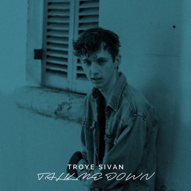 دانلود آهنگ جدید Troye Sivan به نام TALK ME DOWN