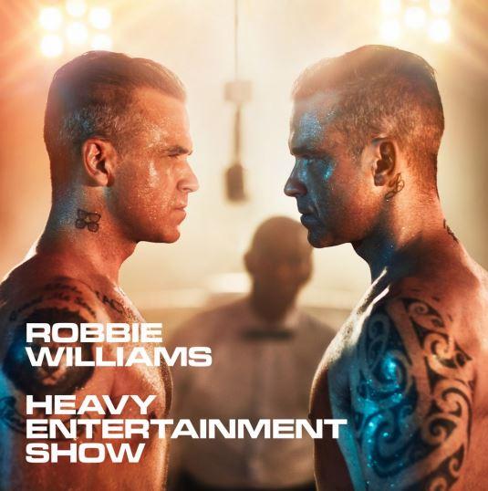 دانلود آهنگ جدید Robbie Williams به نام Heavy Entertainment Show