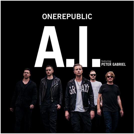 دانلود آهنگ جدید OneRepublic به نام A.I