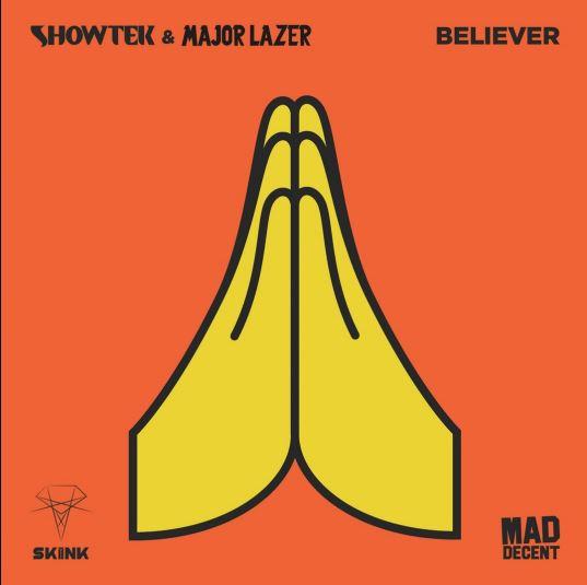 دانلود آهنگ جدید Showtek & Major Lazer به نام Believer