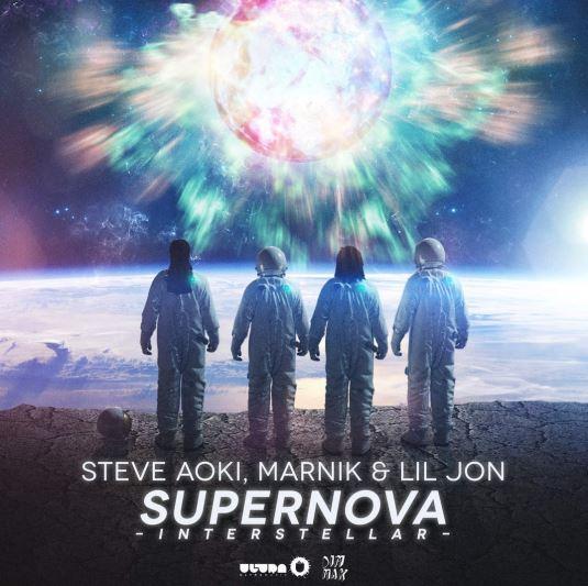 دانلود آهنگ جدید Steve Aoki, Marnik & Lil Jon به نام Supernova