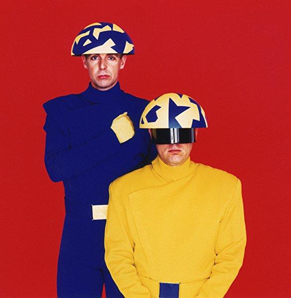 دانلود آهنگ جدید Pet Shop Boys به نام Go West