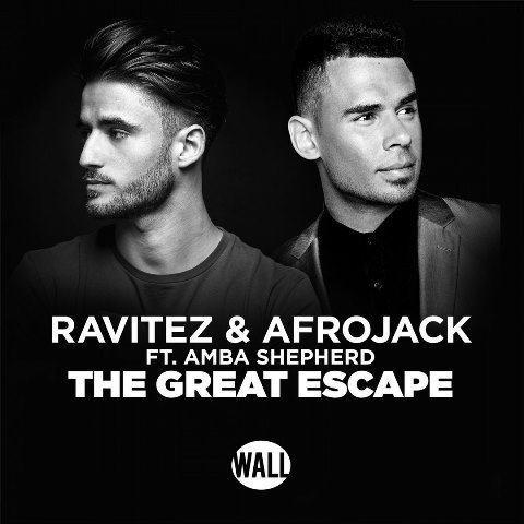 دانلود آهنگ جدید Ravitez Ft Afrojack feat. Amba Shepherd به نام The Great Escape