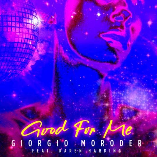 دانلود آهنگ جدید Giorgio Moroder feat. Karen Harding به نام Good For Me