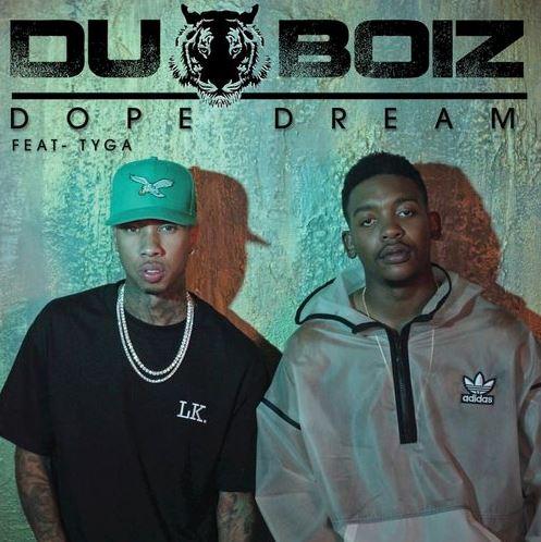 دانلود آهنگ جدید Du Boiz feat. Tyga به نام Dope Dreams