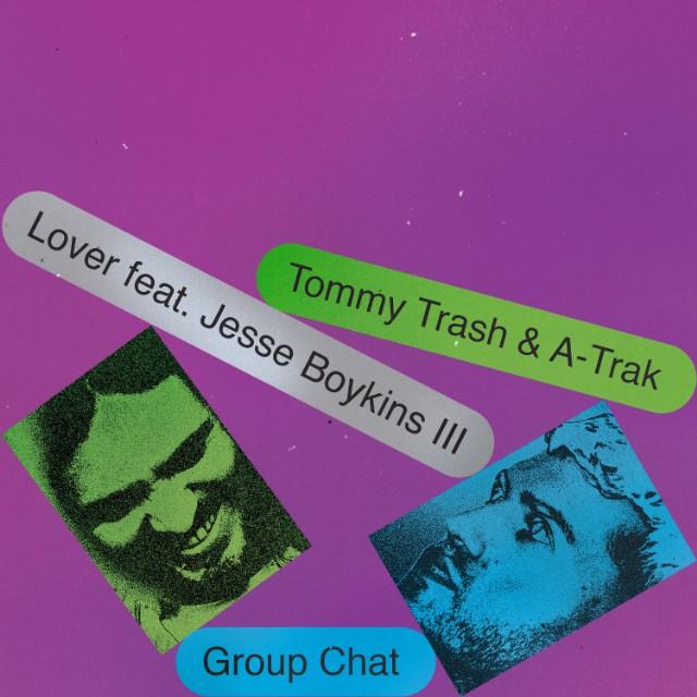 دانلود آهنگ جدید Tommy Trash & A-trak feat. Jesse Boykins III به نام Lover