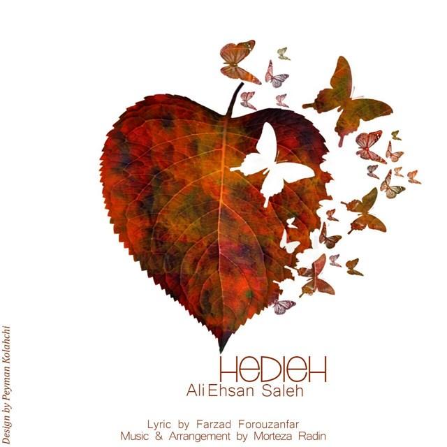 دانلود آهنگ جدید علی احسان صالح به نام هدیه