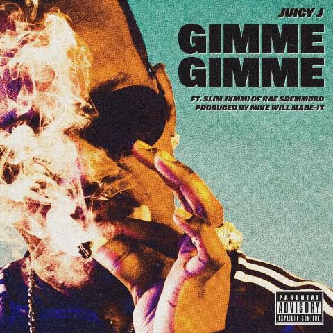 دانلود آهنگ جدید Juicy J feat. Slim Jxmmi به نام Gimme Gimme