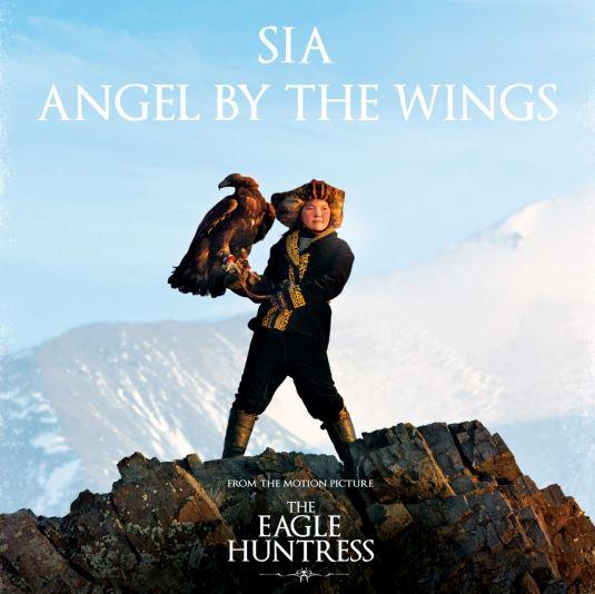 دانلود آهنگ جدید Sia به نام Angel by the Wings