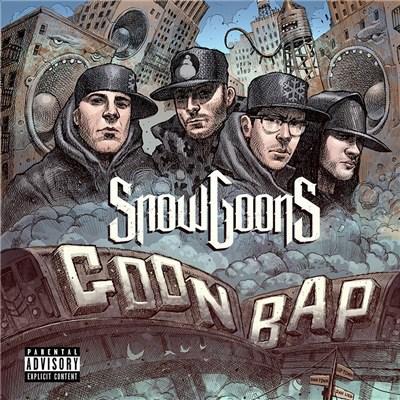 دانلود آلبوم جدید Snowgoons به نام Goon Bap