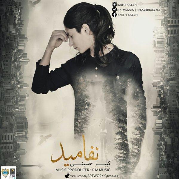 دانلود آهنگ جدید کبیر حسینی به نام نفامید