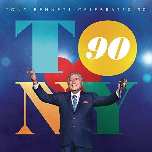 دانلود آلبوم جدید Tony Bennett به نام Tony Bennett Celebrates 90