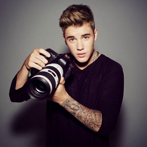 دانلود آهنگ جدید Justin Bieber به نام Get Used To Me