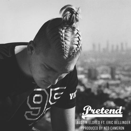دانلود آهنگ جدید Austin Eldred  به نام Pretend ft. Eric Bellinger