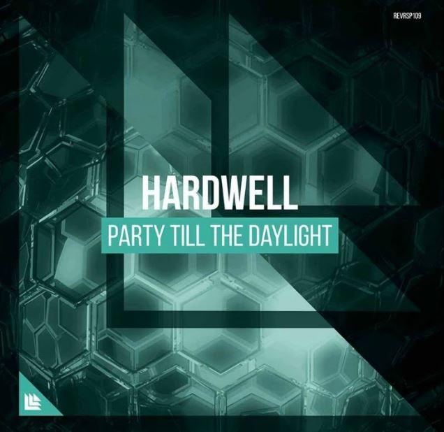 دانلود آهنگ جدید Hardwell به نام Party Till The Daylight