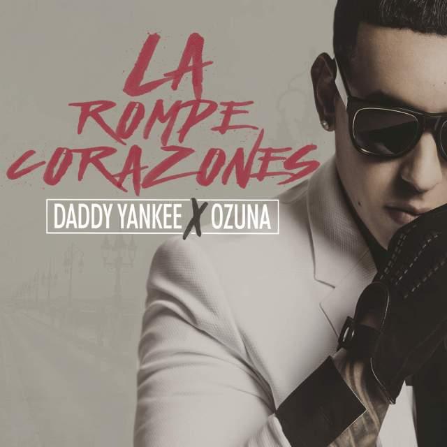 دانلود آهنگ جدید Daddy Yankee به نام La Rompe Corazones