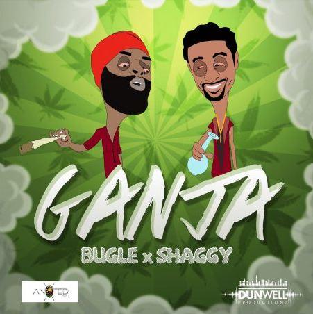 دانلود آهنگ جدید Bugle ft Shaggy به نام Ganja