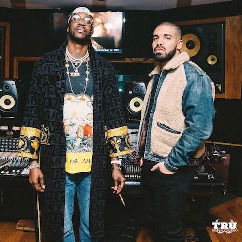 دانلود آهنگ جدید 2Chainz Ft. Drake به نام Drum