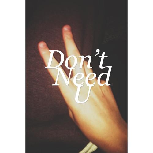 دانلود آهنگ جدید Astronomyy به نام Don't Need U