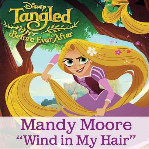 دانلود آهنگ جدید Mandy Moore به نام Wind in My Hair