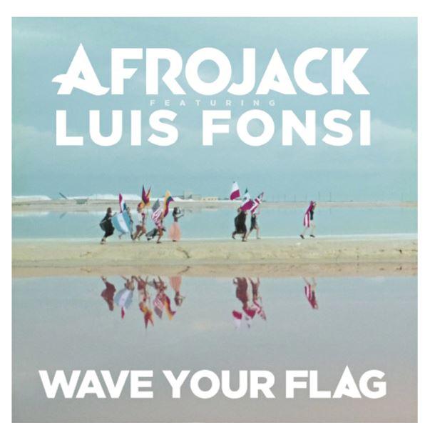 دانلود آهنگ جدید Afrojack ft Luis Fonsi به نام Wave Your Flag