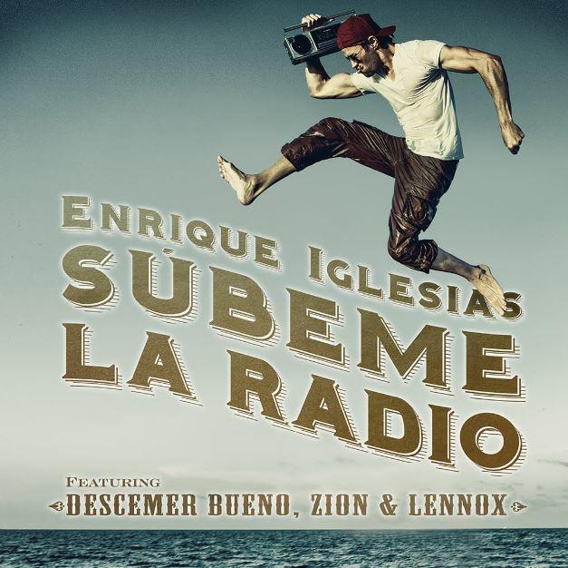 دانلود آهنگ جدید Enrique Iglesias ft. Descemer Bueno Zion & Lennox به نام SUBEME LA RADIO