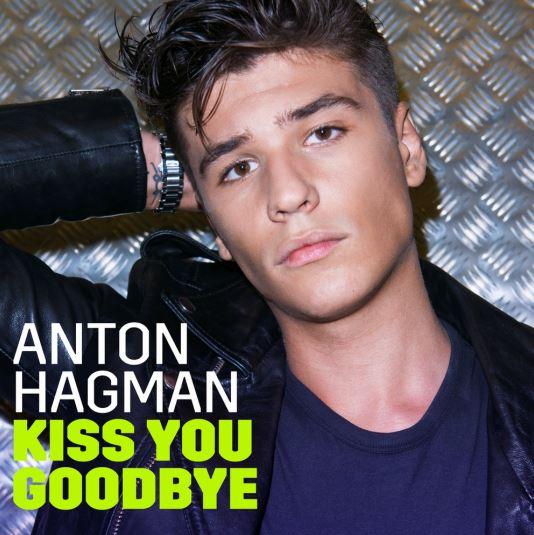 دانلود آهنگ جدید Anton Hagman به نام Kiss You Goodbye