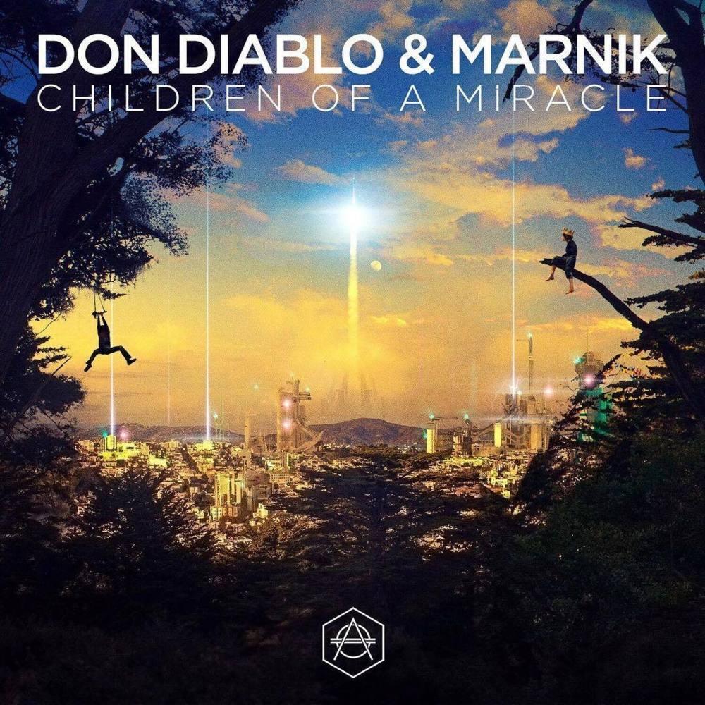 دانلود آهنگ جدید Don Diablo & Marnik به نام Children Of A Miracle