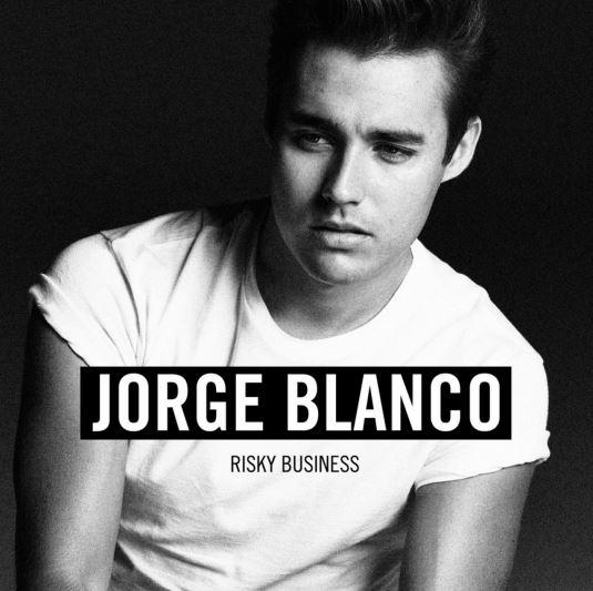 دانلود آهنگ جدید Jorge Blanco به نام Risky Business