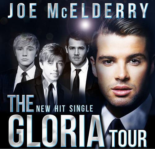 دانلود آهنگ جدید Joe McElderry به نام Gloria