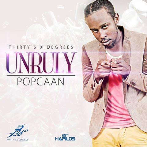 دانلود آهنگ جدید Popcaan به نام Unruly Bad