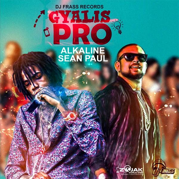 دانلود آهنگ جدید Alkaline Ft. Sean Paul به نام Gyalis Pro