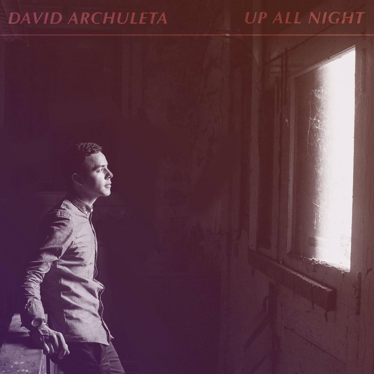 دانلود آهنگ جدید David Archuleta به نام Up All Night