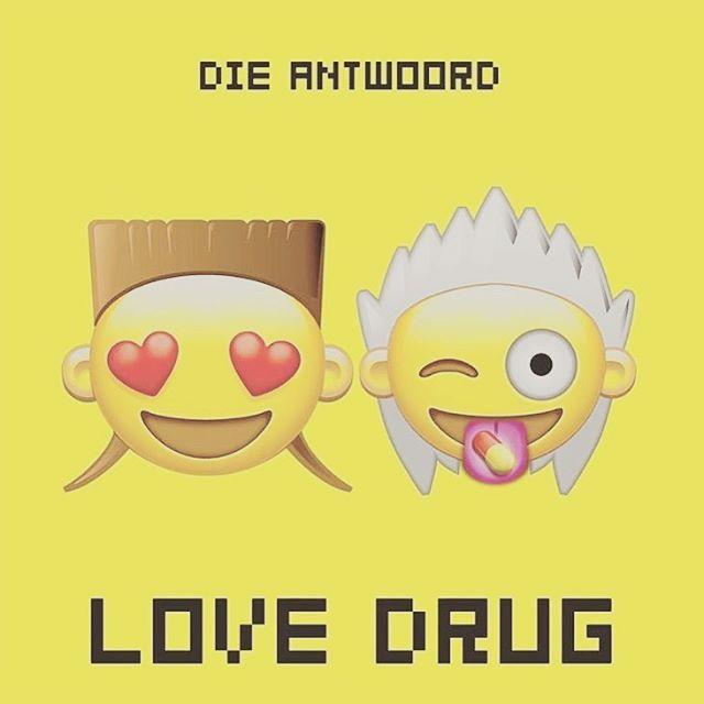 دانلود آهنگ جدید Die Antwoord به نام Love Drug