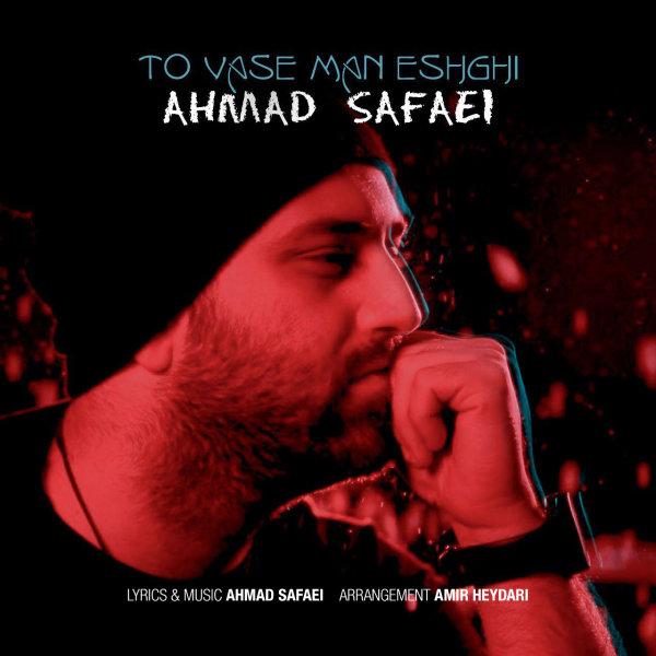 دانلود آهنگ جدید تو واسه من عشقی از احمد صفایی